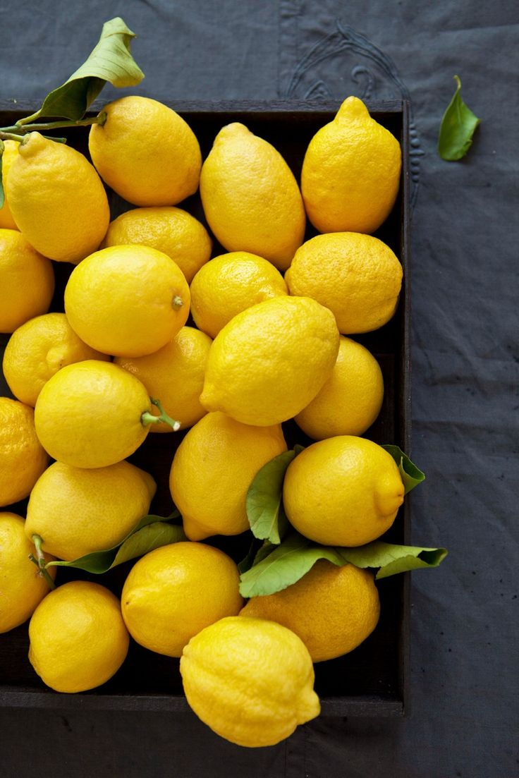 Lemons contain antioxidants called bioflavonoids and are an excellent source of Vitamin C. Great at boosting immune system and can help to fight skin damage caused by the sun and pollution, reduce wrinkles and improve overall skin texture.
