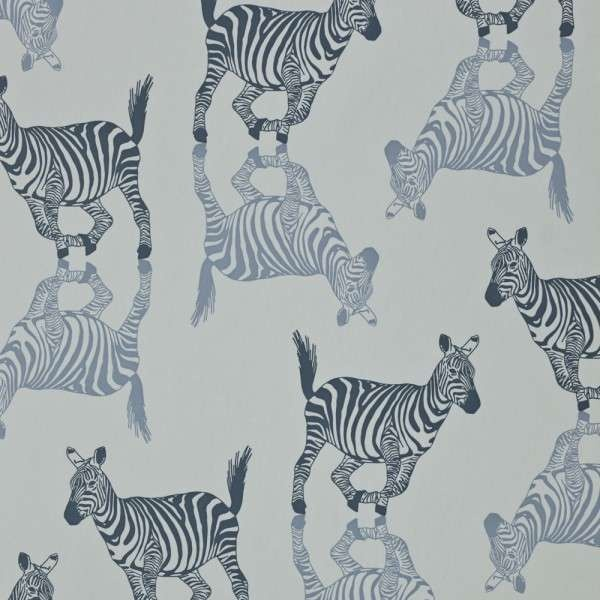 I may have to work up the nerve to put this wallpaper in a powder room one day.