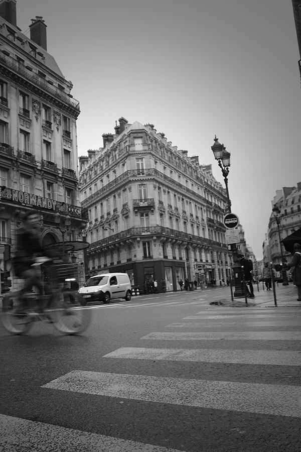 Hotel Normandy, Paris, France - © Ashley Porciuncula