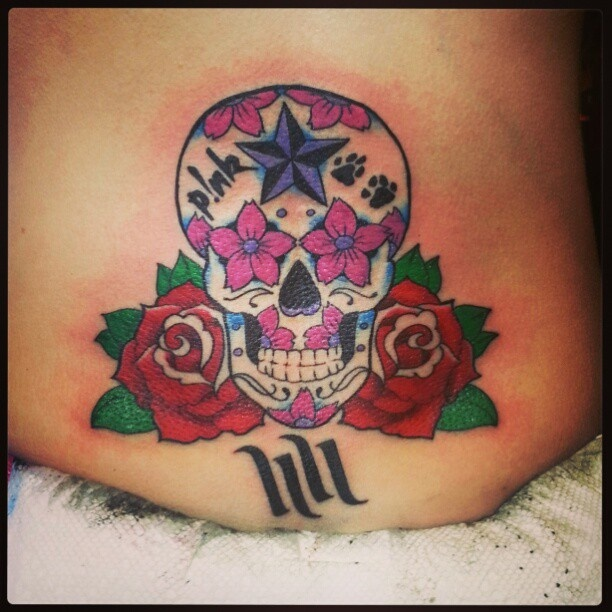 Orlando tattoo artist russell hart and huntington for Best tattoo artist in orlando