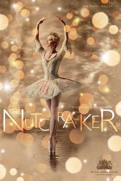 The Nutcracker - The Royal Ballet - lucky enough to have seen this in London. Fabulous!