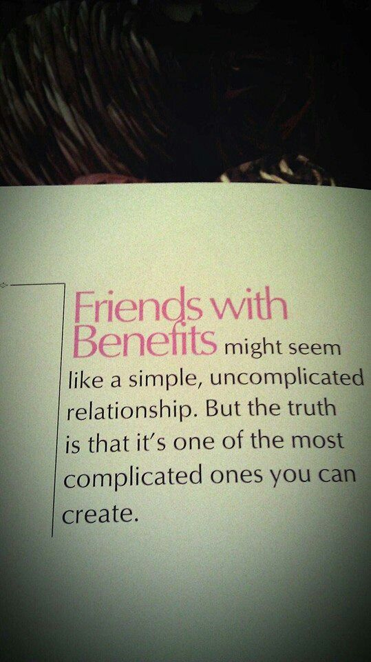 friends with benefits study relationship