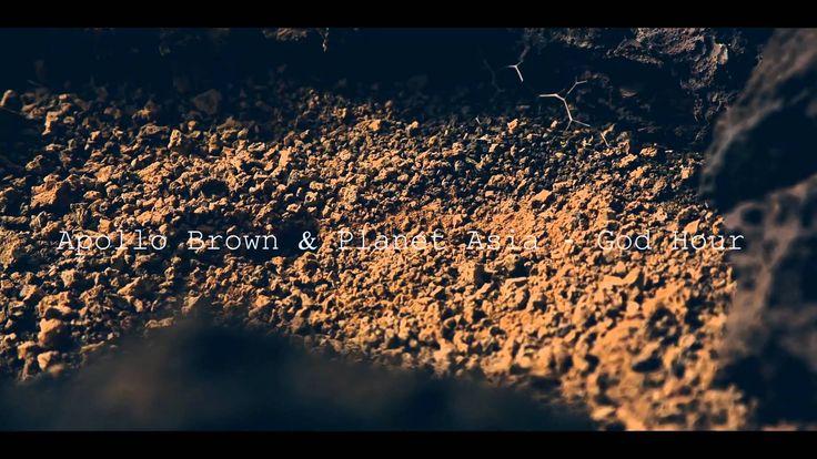 Apollo Brown & Planet Asia  God Hour feat. AA Rashid & TriState -