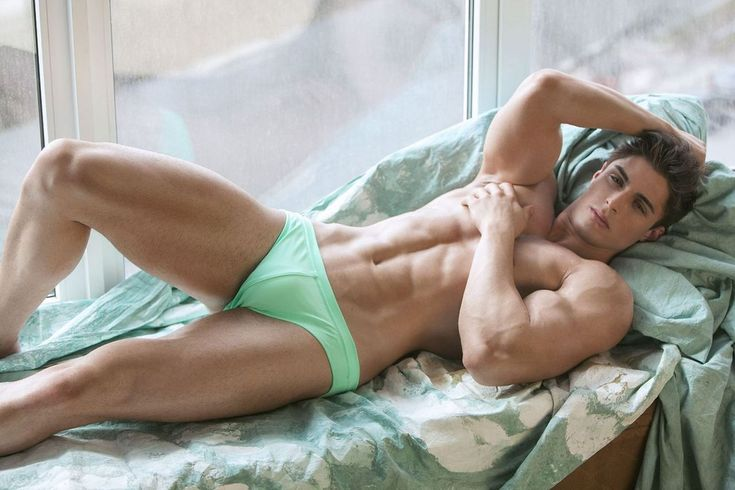 Model : David Lurs  Photographer : Sasha Kosmos
