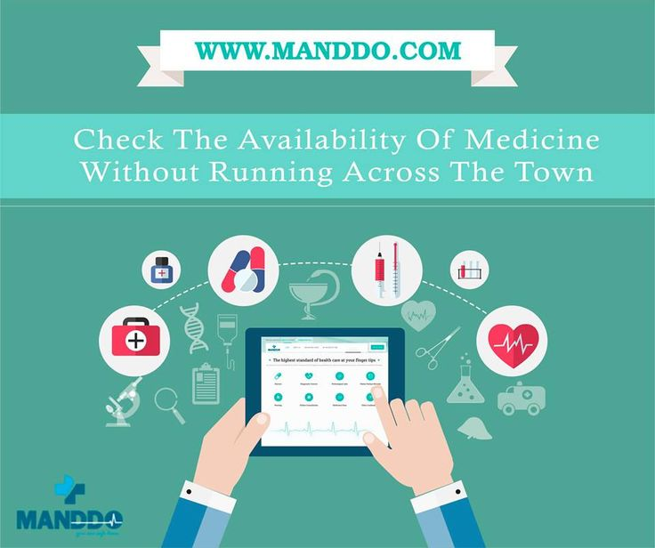 At Manddo, you have the possibility of checking the availability of medicines at your nearest location. No more running around when your loved one is struggling in hospital.