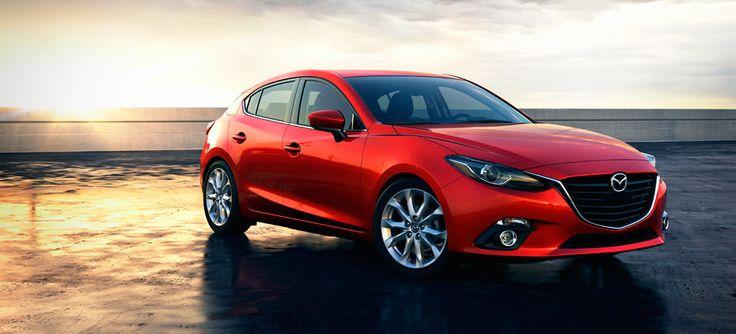 Inspirational Mazda3 Hatchback 2015