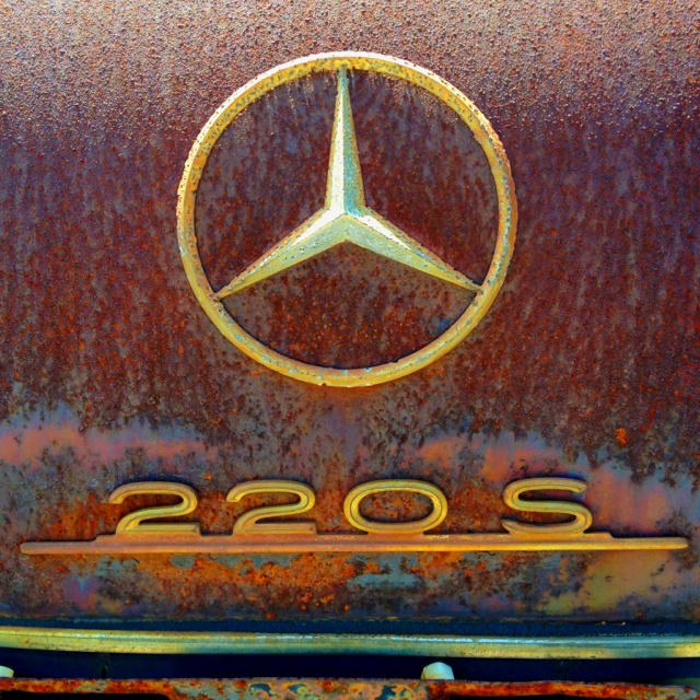 Rusty Benz
