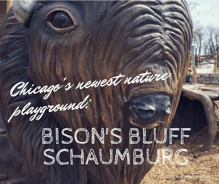 Bison S Bluff Nature Playground Schaumburg Il