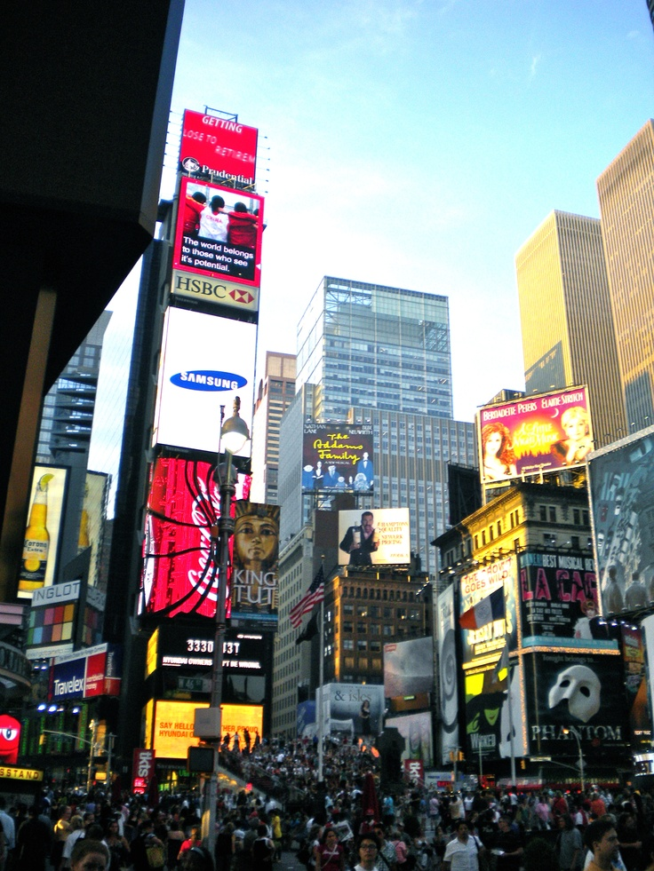 New York ♥ Oh the places to go with Kellie :)