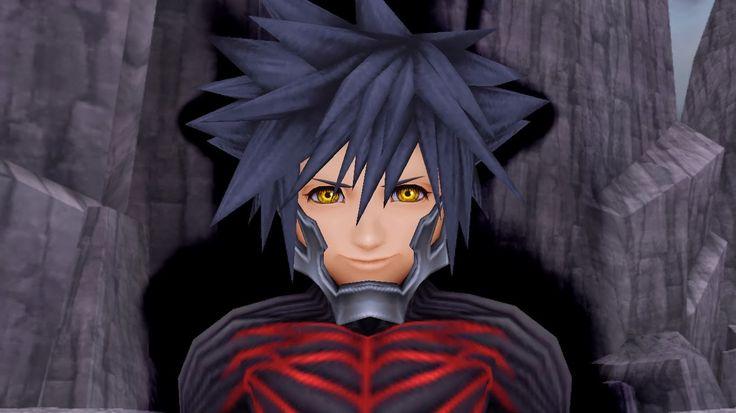 Vanitas- Kingdom Hearts. His story is even sadder than Ventus'