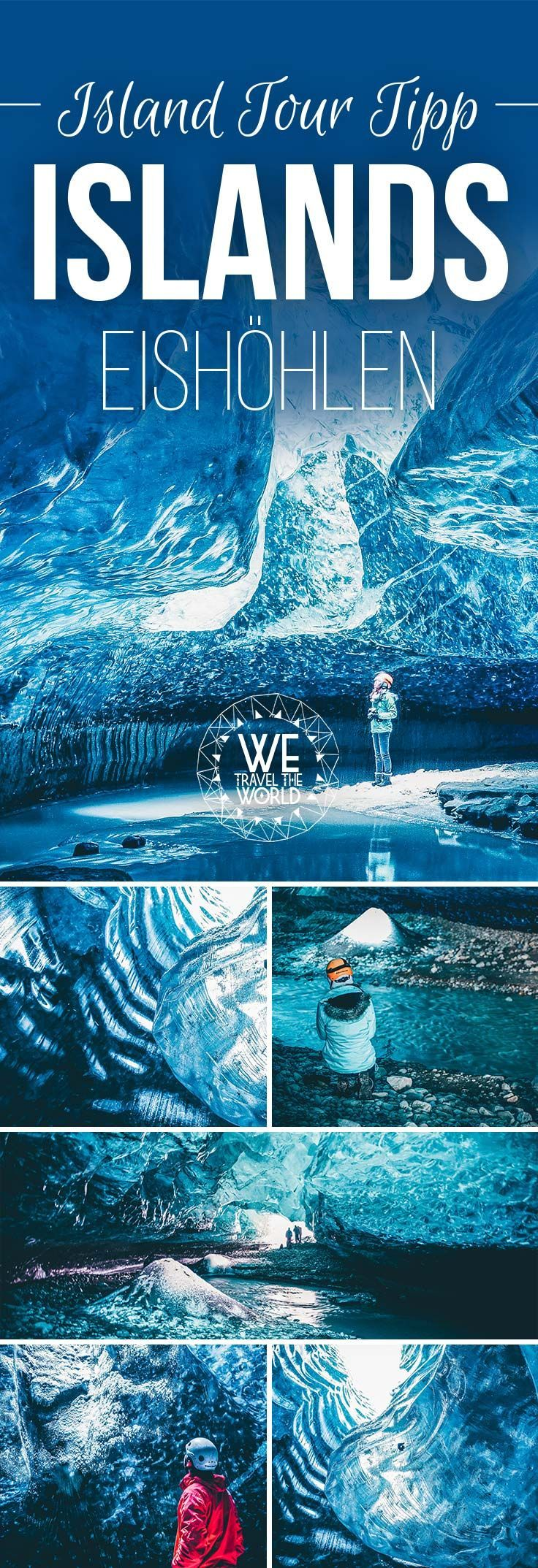 Island Highlight: Warum du unbedingt eine Eishöhlen Tour am Gletscher Vatnajökull machen musst