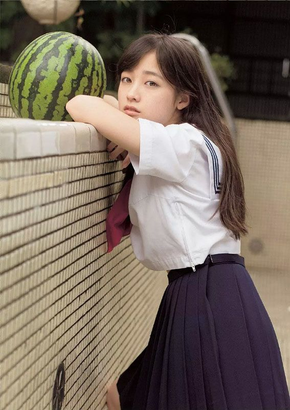 Kanna Hashimoto - Weekly Playboy 2014 No35 | [WIP]Kanna Hashimoto | Pinterest | Schoolgirl ...