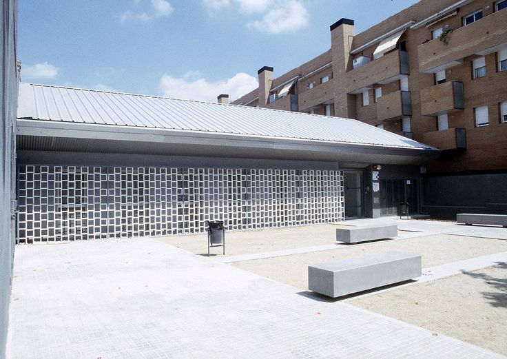 CAP a Cardedeu Parramon + Tahull arquitectes