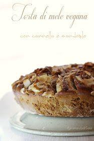 il gaio mondo di Gaia: Torta di mele vegana. E buon compleanno blog!