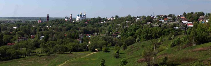 Болхов - Вид на город