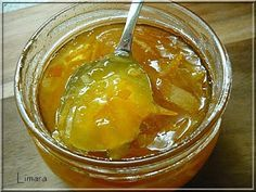 Narancslekvár   http://www.limarapeksege.hu/2011/01/narancslekvar.html