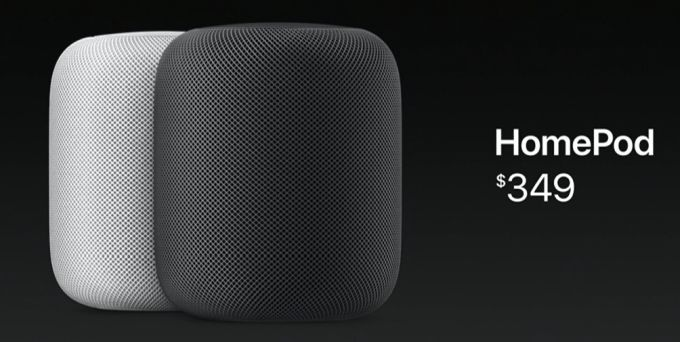 HomePod is Apples answer to the Amazon Echo Google Home and Sonos speakers