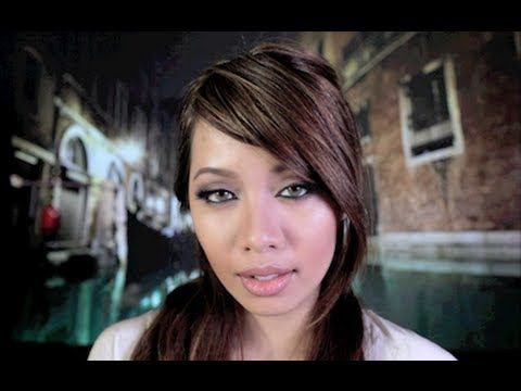 Angelina Jolie in The Tourist makeup tutorial, from Michelle Phan
