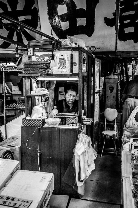 Tsukiji Fish Market - Matteo Giachetti Photography
