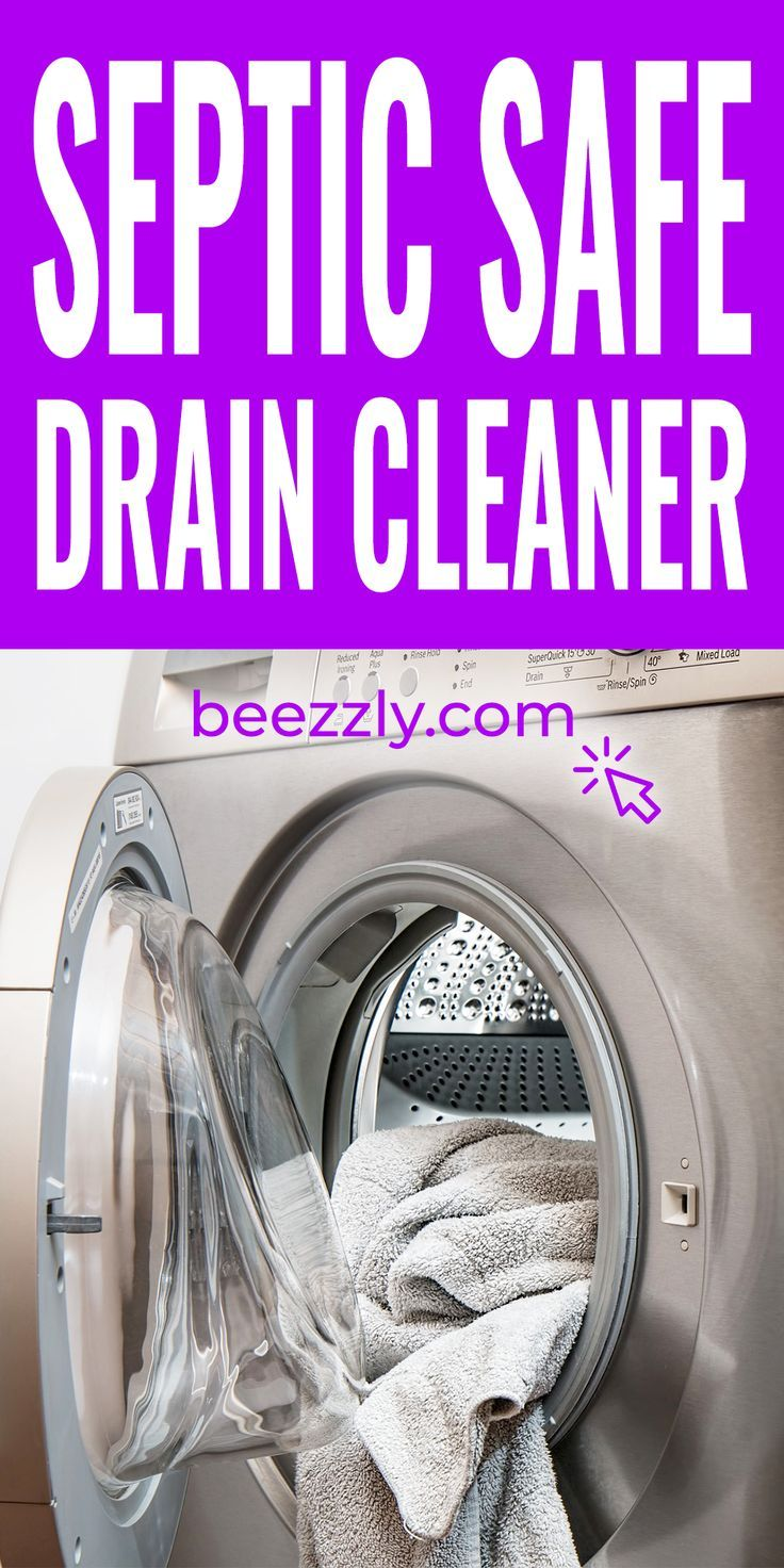 Septic Safe Drain Cleaner In 2020 Septic Safe Laundry Detergent