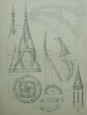 Flèche Torse - Twisted Steeple