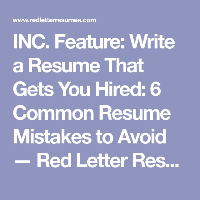 The 25+ best Resume writing services ideas on Pinterest - resume mistakes