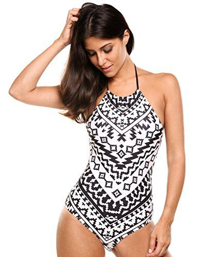 3073113eff New Goldenfox Womens Halter Swimwear Bathing Suit High Neck Backless One  Piece Swimsuit XS-XL online. Find the perfect JOYMODE Swimsuit from top  store.