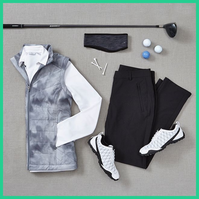 Looking Good - Ladies Golf Clothes | Ladies Golf -- Check out the image by visiting the link. #GolfOutfit