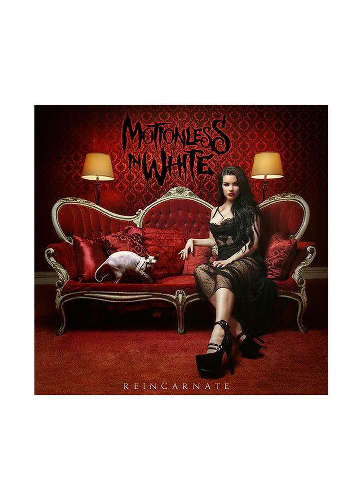 Motionless In White - Reincarnate CD...out today!