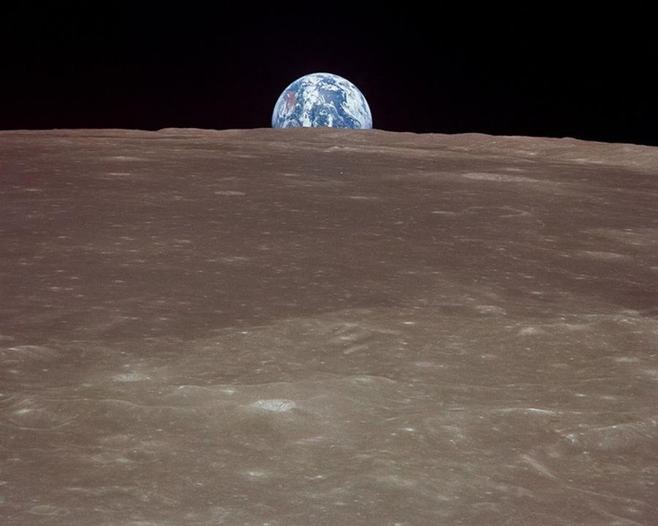 earth from moon apollo - photo #11