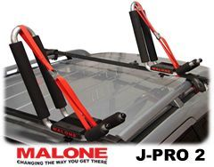 Malone MPG117MD J-Pro 2 Kayak car roof racks