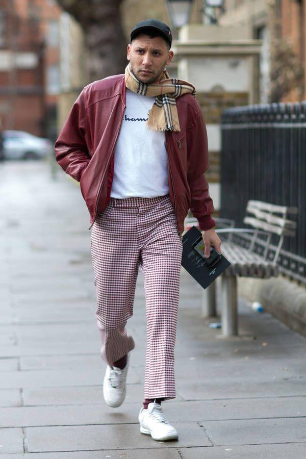 Street Style Homme Look #26