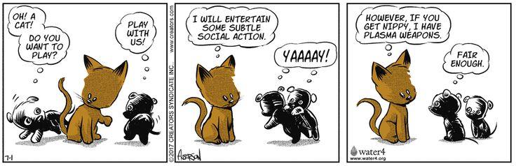 Dog Eat Doug by Brian Anderson for Jul 1, 2017   Read Comic Strips at GoComics.com