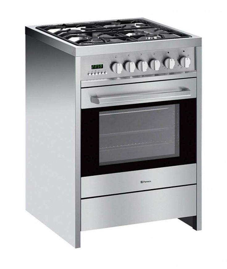 Parmco Gas Hob Freestanding Oven Stainless Steel $1439.20 from Noel Leeming