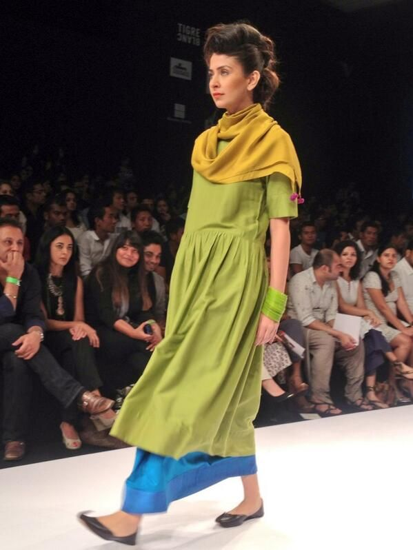 Payal Khandwal's interesting Draped Collection!!