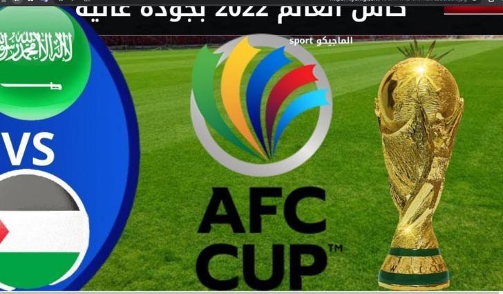 مواعيد مواجهة السعودية وفلسطين اليوم بالتصفيات المؤهلة لنهائيات كأس العالم 2022 In 2021 Cup