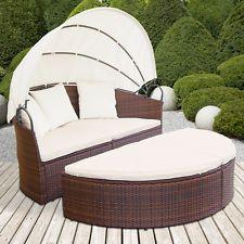 Terrassenmöbel Rattan Lounge sdatec.com
