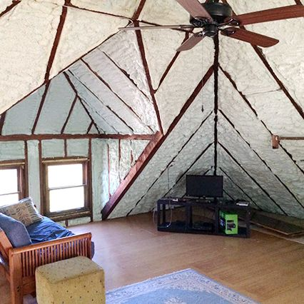Best 25 spray foam insulation kits ideas on pinterest spray diy spray foam insulation for the attic solutioingenieria Image collections