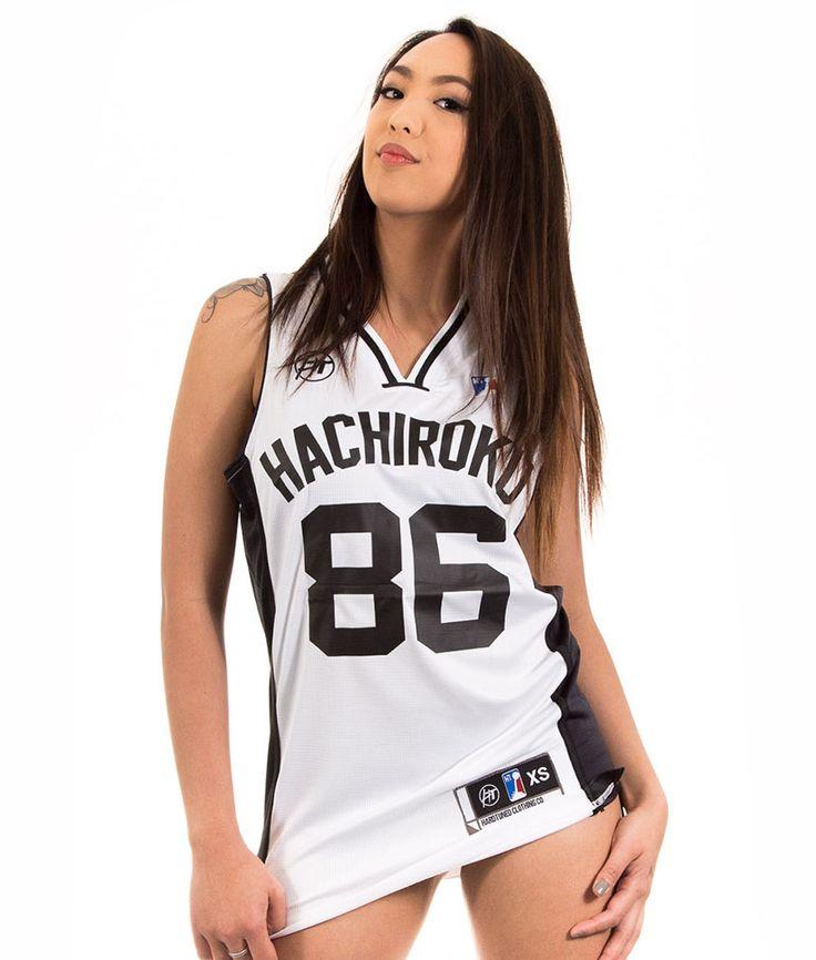 Hardtuned AE86 Sprinter Basketball Jersey XS