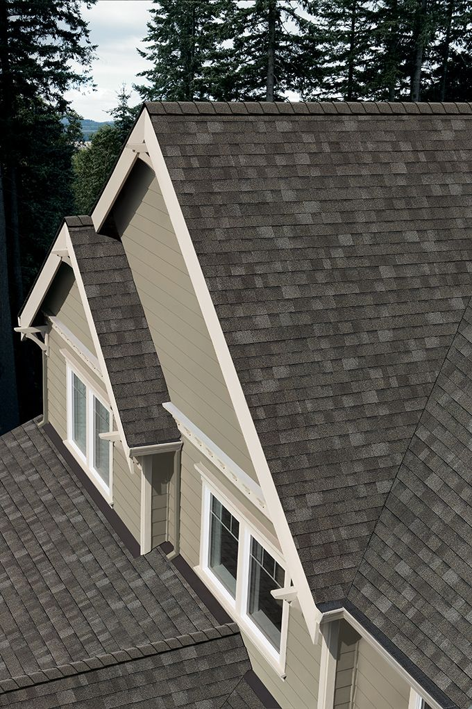 Owens Corning Duration Driftwood | Driftwood - Owens corning - trudefinition duration - Driftwood - roof ...