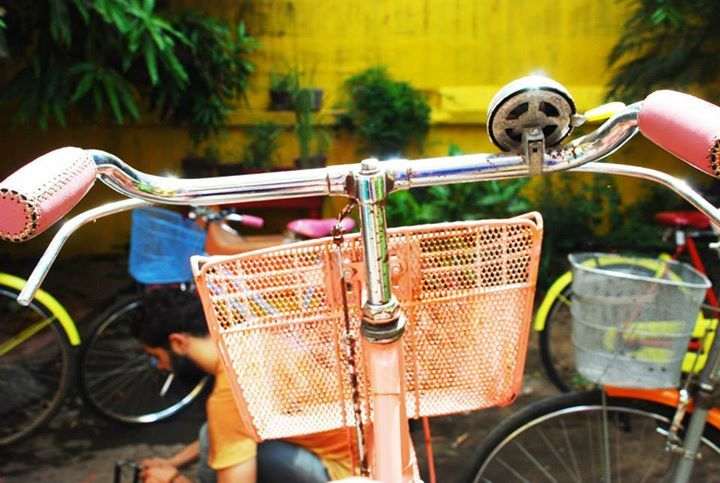 Come for a bicycle tour in Pondicherry   Padhaaro