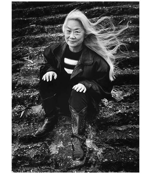 literary contexts in the woman warrior by maxine hong kingston Like brave orchid in maxine hong kingston's the woman warrior, my  context  of asian american literature because the social context of.