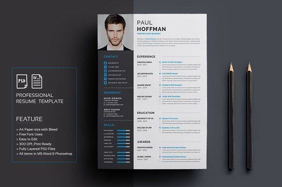 Resume Cv Creative Resume Templates Resume Design Template Cover Letter For Resume
