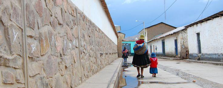 hs.fi Paola Suhosen matkassa Perussa
