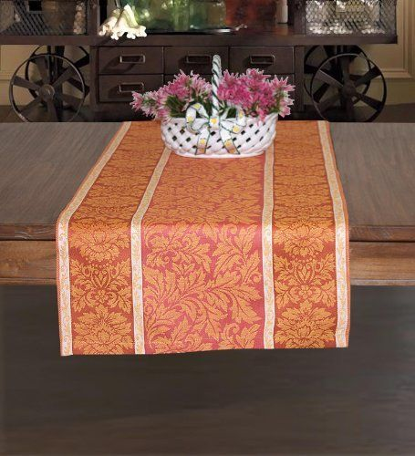 62 best home kitchen table runners images on pinterest european made kitchen table runner length rectangle tiffany by armani international workwithnaturefo