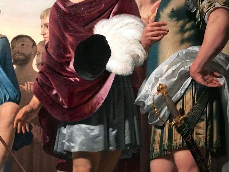 Caesar van Everdingen - Siveltimen mestari in Sinebrychoff Art Museum, Helsinki 2017