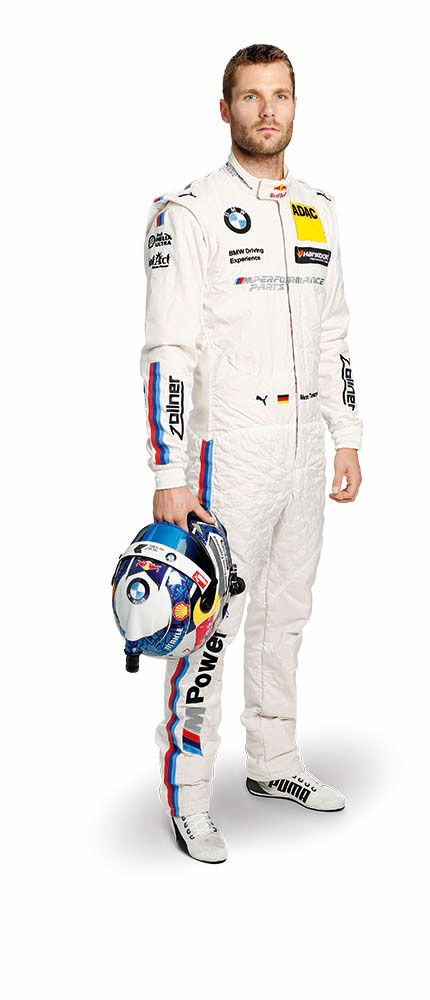 Martin Tomczyk fährt 2016 für das BMW Team Schnitzer in der DTM