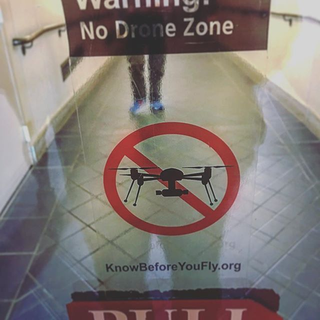 Word to the wise: been there, done that. Crashed it, flew that. Always do your research before attempting to fly a drone. It only hurts the cause by disobeying the law. As a drone pilot and passionate aerial photographer it did make me a little bitter to see this sign as we entered the Jefferson Memorial (obviously I understand why) because I did the extensive research and knew that I could not fly. Good riddance to DC hello to opportunity near Shenandoah! #nodronesallowed #nationalmonument…
