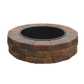10 Best Images About Fire Pit In Ground On Pinterest