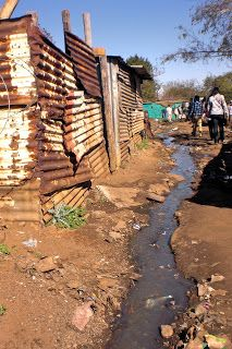 Crossing into Kliptown | You'll Find Me in South Africa